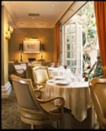 Thereastaurant at the Bel Air Hotel